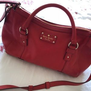 Purse satchel / hand held and or across body